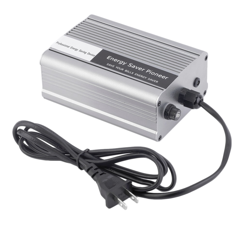 Home Room Electricity Saving Box Power Energy Saver Max Load 30KW US EU UK Plug