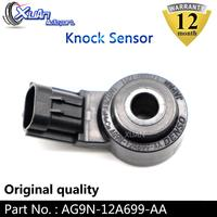 XUAN Knock Sensor AG9N 12A699 AA For VOLVO S40 S60 T5 S80 V50 V70 XC60 XC70 XC90 MAZDA RX 8 For LAND ROVER LR2 2003 2014