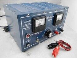 Máquina de recubrimiento electrónico rectificador de chapado 30A, ELECTRO-PLATER, oro plata metal platino collar anillo plateado máquina