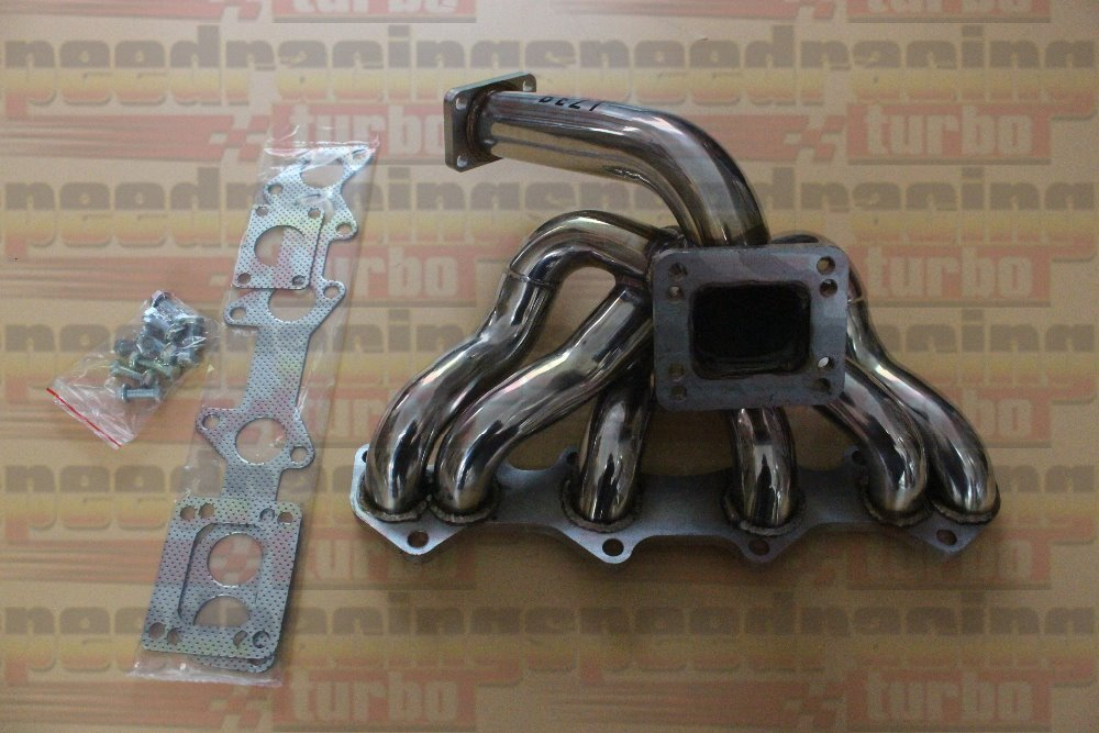 EXHAUST MANIFOLD FOR FIT Toyota-89-93-FIT VVTI-Turbo-Manifold-FOR Toyota-FOR Supra-FOR 1JZ-FOR VVTI-FOR JZX1