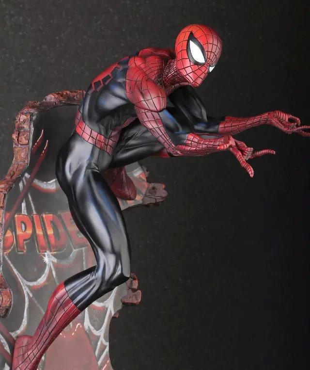SAINTGI Marvel Spider-Man Doll Super Heroes PVC 50CM Action Figure Collection Model Toys Dolls