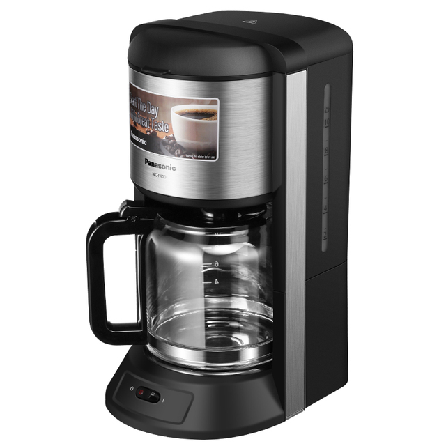 Household American Coffee Machine Commercial Drip Type Steam Maker