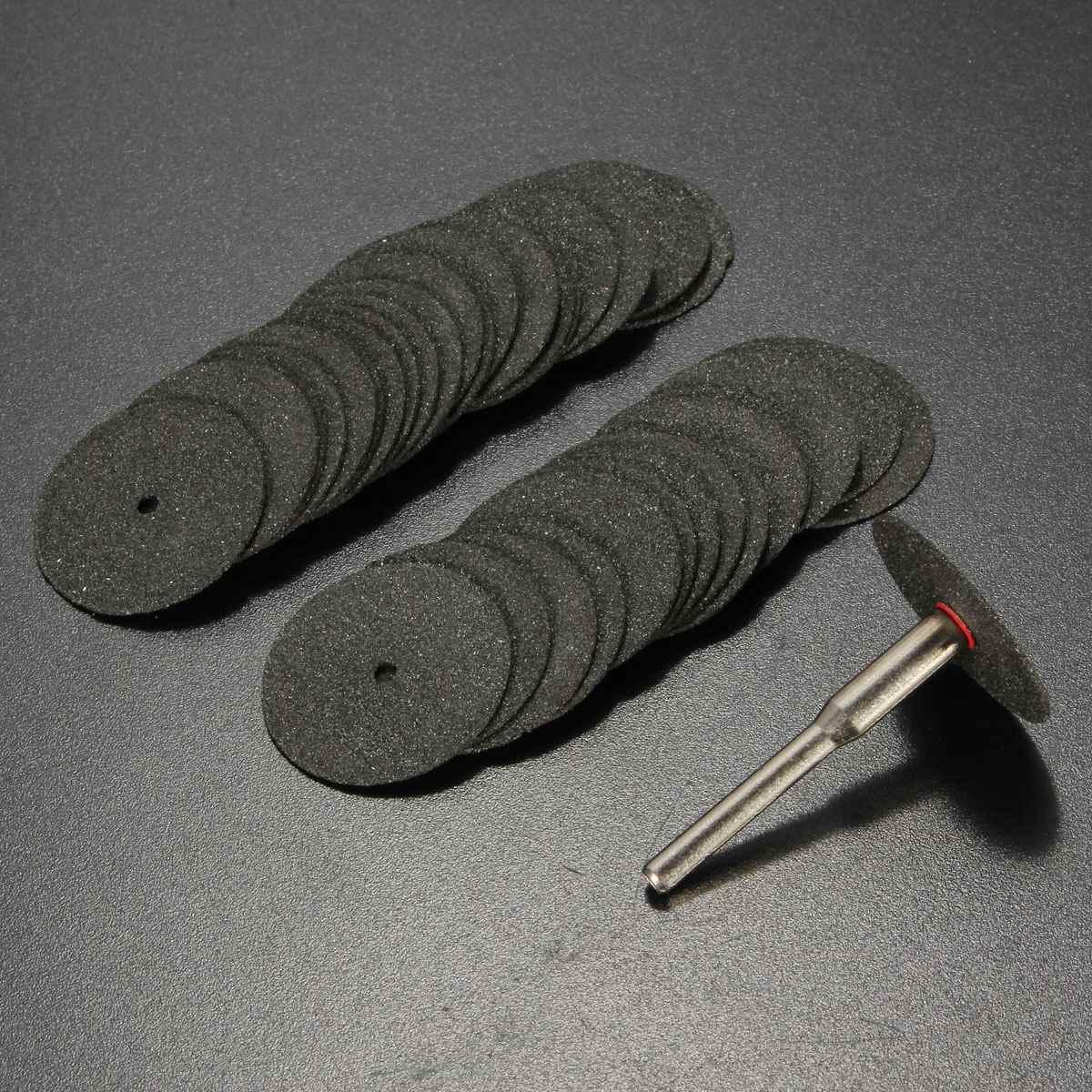 36pcs / set Universal 36X 24mm Mini discos de corte de diamante para - Hojas de sierra - foto 3