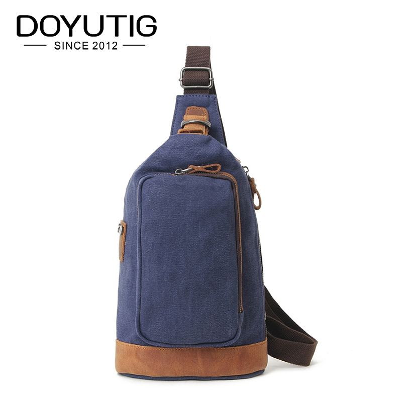 Hot Sale Multifunction Men's Chest Bag Canvas Shoulder Bag Men Casual Men's Messenger Chest Bag Crossbody Sling Bags Male H019 wholesale eagle a3 super ii flight controll gyro 3d avcs for fixed fpv half set page 5