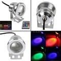 Waterproof 10W RGB 12V LED Underwater Light Fishing lamp1000LM Led Underwater Fourtain Light Aquarium Led Underwater RGB squid