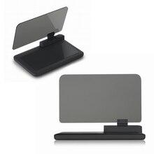 H6 Smartphone Projector GPS Navigation Anti slip HUD display Holder Smartphone