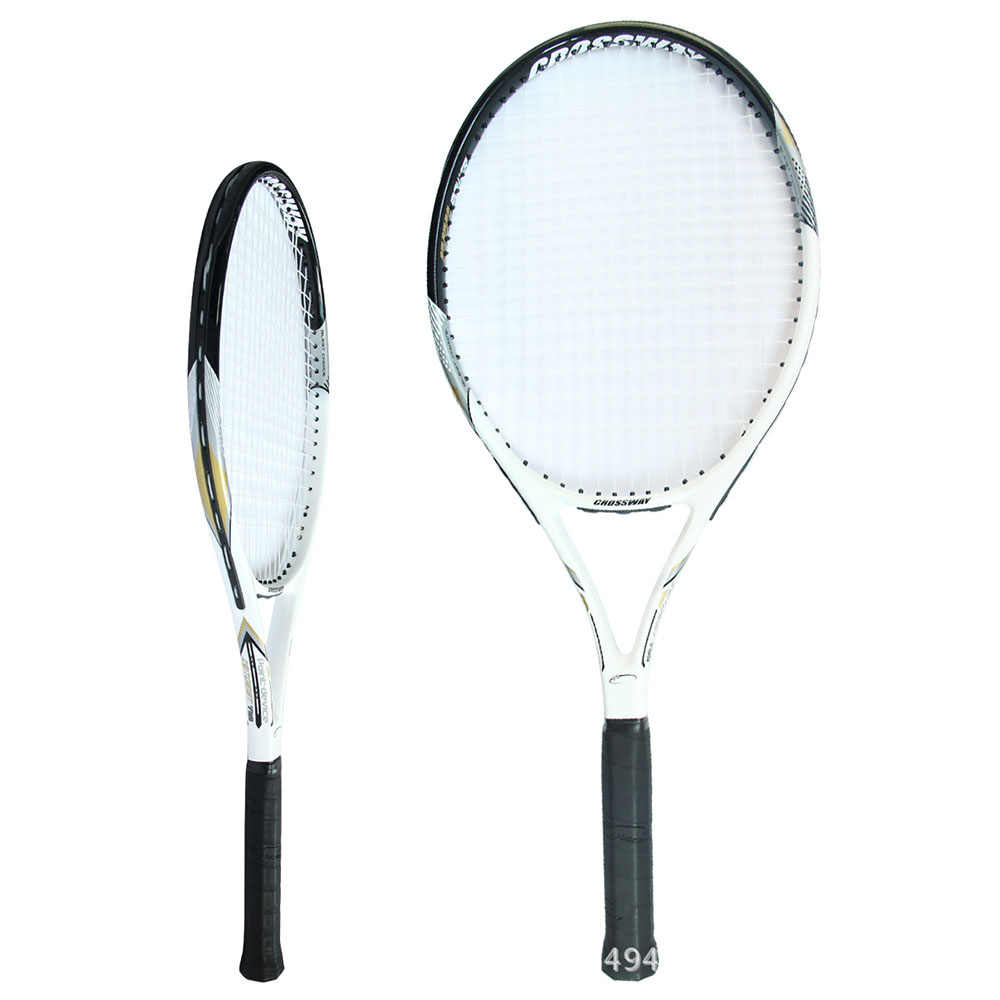 2018 Tennis Racket High Quality Carbon Fiber Tennisracket Professional Men Women Training Competition Tennis Racket For Beginner