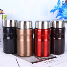 High Grade Food Soup Thermos Vacuum Flask BPA-free Stainless Steel Lunch Box for Kids 500ml
