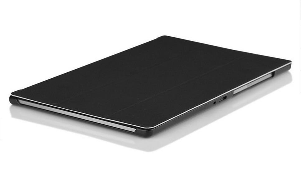 Sony Xperia Tablet Z2 üçün Orijinal Dəri Qutusu + PC Stand - Planşet aksesuarları - Fotoqrafiya 4