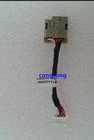 Laptop DC Power Jack voor HP G4 G4-1000 G4-1118TX G4-1038 HSTNN-Q72C Q72C DC Jack met kabel connector