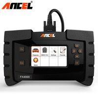 Ancel FX4000 OBD2 Diagnostic Tool OBD Auto Scanner Tool Transmission ABS Airbag SAS Immobilizer Reset OBD 2 Automotive Scanner