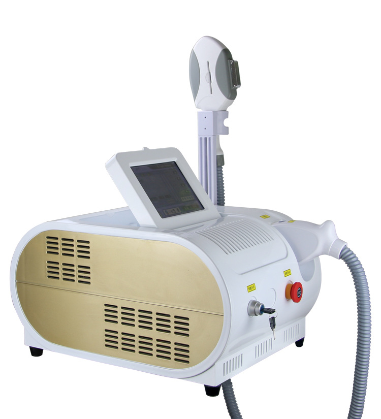 Professional portable ipl shr hair removal machine freckle remove ipl beauty equipment ipl spa salon machine