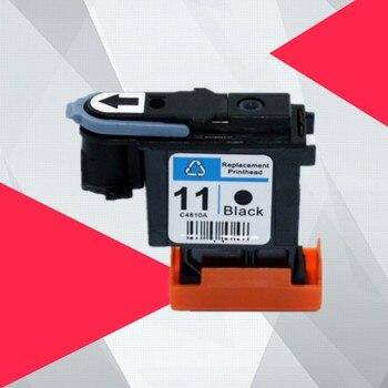 Черный совместимый для hp 11 сменная печатающая головка для hp 11 печатающая головка Designjet 70 100 110 500 510 500PS C4810A C4811A C4812A