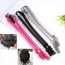 Diy rolos de cabelo para o cabelo rolo de cabelo perms disco banda de cabelo tecido arte volume de cabelo feminino modelador de cabelo disco ferramenta de cabelo