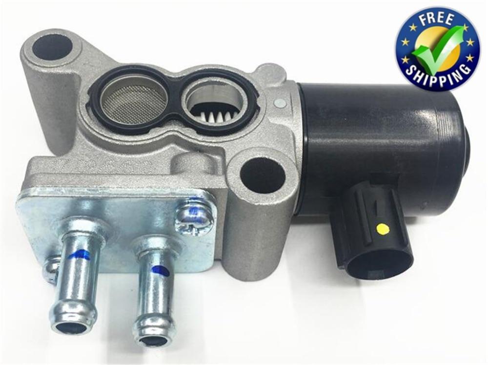 Taiwan New Idle Speed Control Motors 36450-P2J-J01 138200-0560 Idle Air Control Valves IACV for Honda Civic EK3 EG8 1.6L