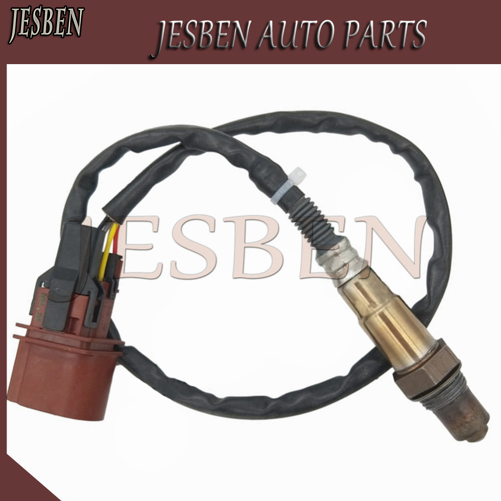 0258007234 5 wire Front Oxygen O2 Sensor Fit For PORSCHE CAYENNE 9PA 3 2 M02 2Y