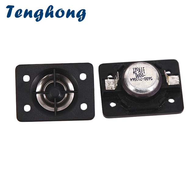 Tweeters 12Ohm 3W Speakers 2pcs 1