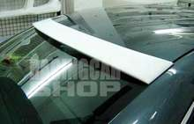 UNPAINTED SPOILER Fit For AUDI A4 S4 B7 2006-2008 PU A013F(China)