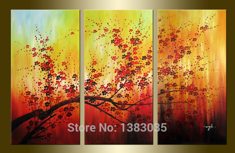 Luxury Canvas Wall Art 3 Piece Sets Crest - Wall Art Design ...