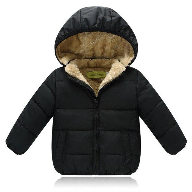 Winter Children Outerwear...