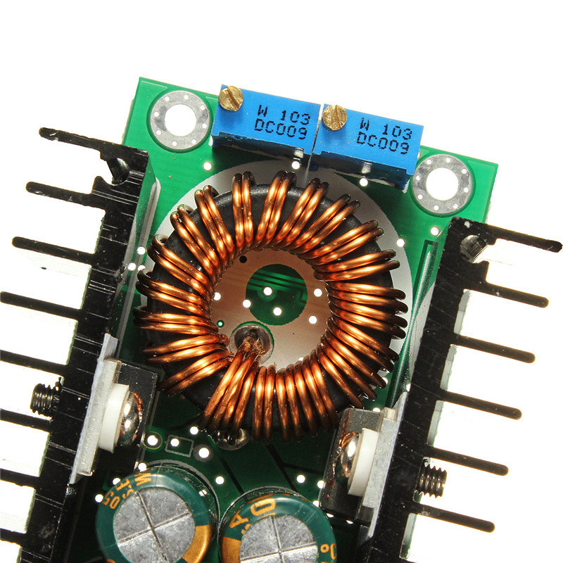 Adjustable DC-DC CC CV Buck Converter Power Supply Module Step-down Power Module 7-32V to 0.8-28V 12A 300W Inverters Converter 22v 16 32v to 28v dc dc converter 10a 280w 320g 74cm for gps mp3