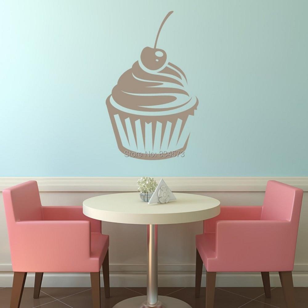 Cupcake Kitchen Decorations Online Get Cheap Cupcake Window Aliexpresscom Alibaba Group