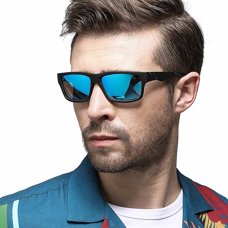 Stgrt 2019 gafas de sol deportivas de prescripción para hombre gafas de sol para adultos PC verano gafas de sol de moda - 3