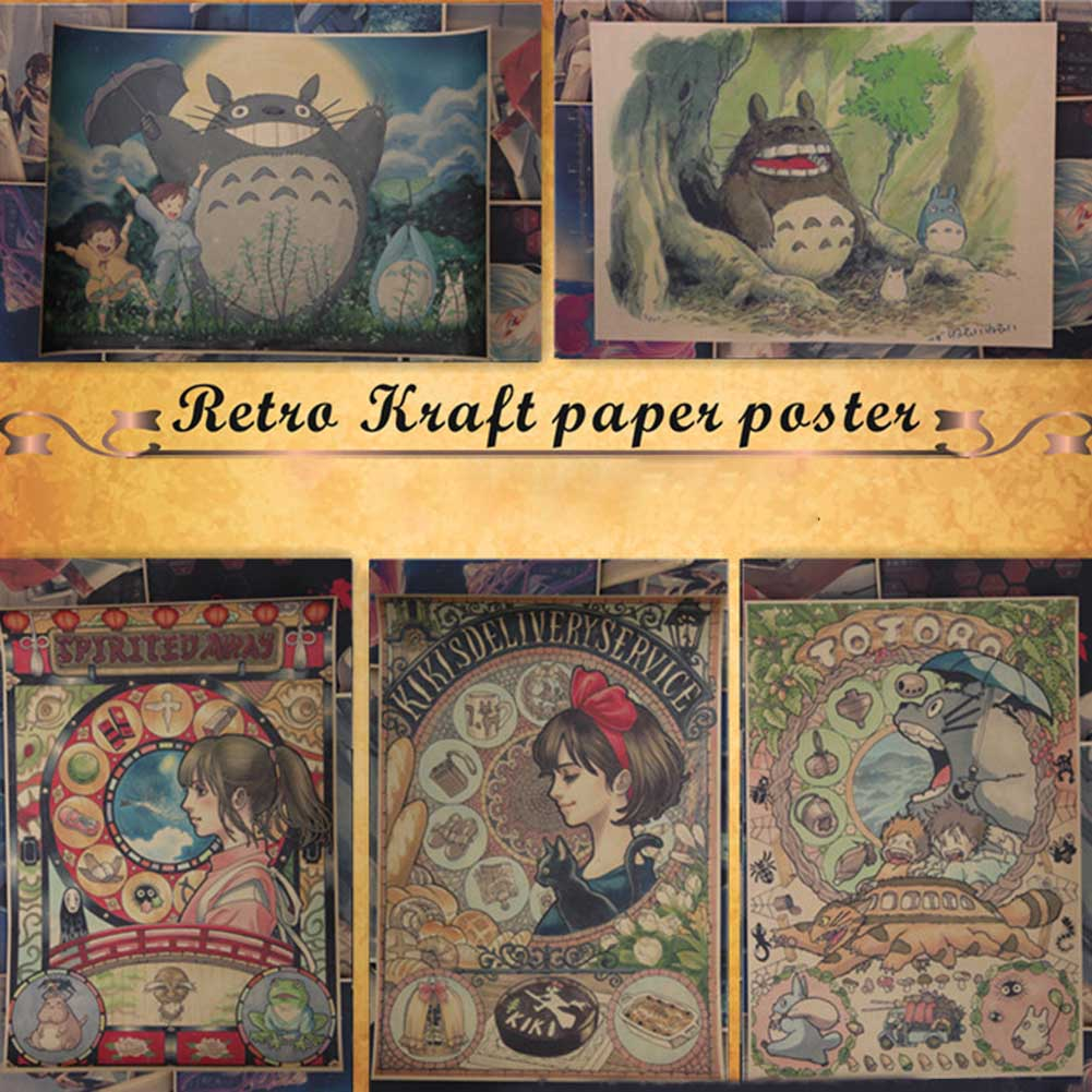 Buy totoro wall sticker cartoon and get free shipping on AliExpress.com