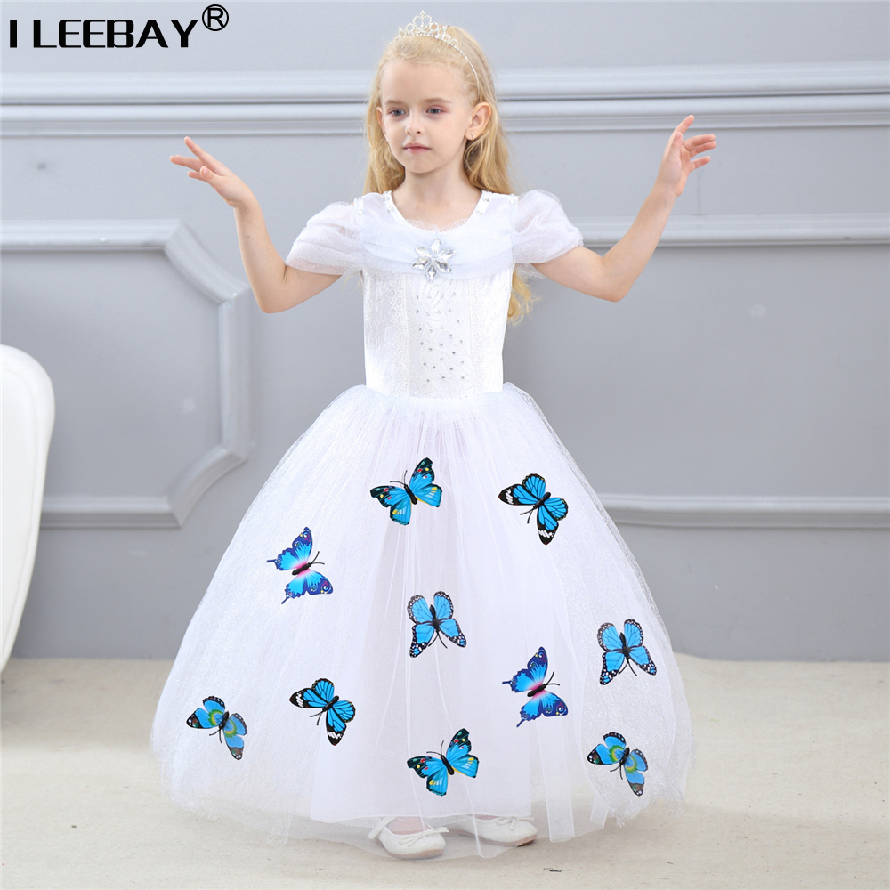 New Nip Disney Baby Girls Halloween Cinderella Costume 6: Baby Girls Princess Dresses 2018 Halloween Cinderella