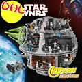 Lepin 05035 star wars death star 3804 pcs 10188 tijolos de bloco de construção kits brinquedos compatível com lego