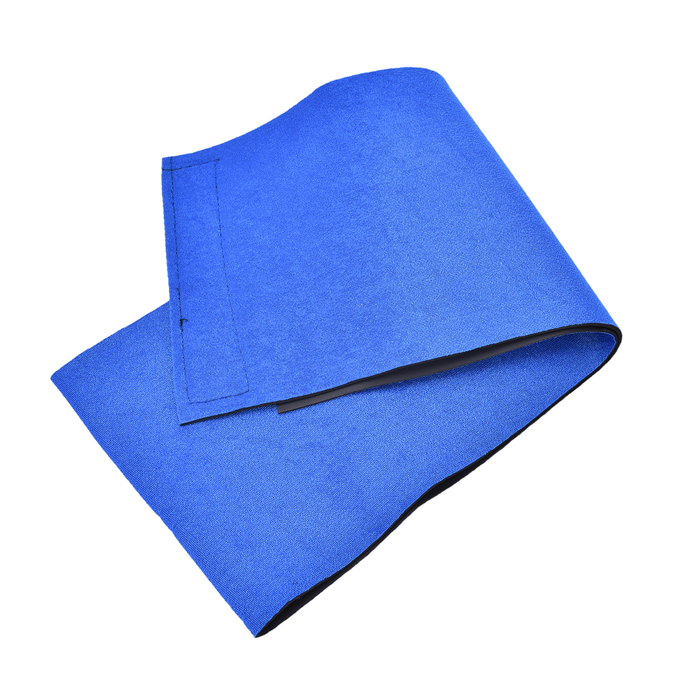 Slimming Exercise Waist Sweat Belt Wrap Fat Body Neoprene Cellulite 100 x 18.5 x 0.25cm