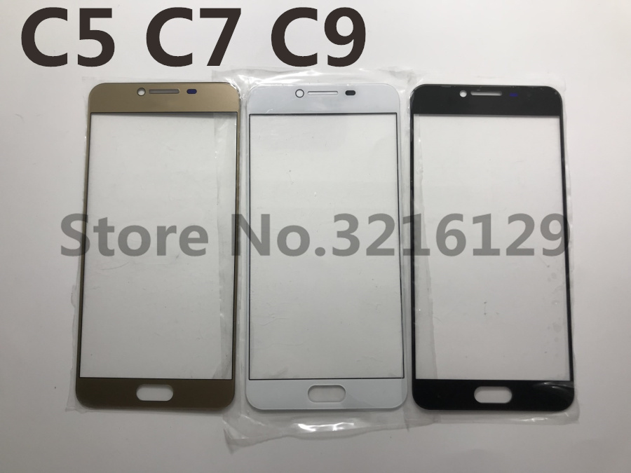 10pcs Replacement NEW <font><b>LCD</b></font> Front Touch <font><b>Screen</b></font> Glass Outer Lens <font><b>For</b></font> <font><b>Samsung</b></font> <font><b>Galaxy</b></font> <font><b>c5</b></font> c5000 c7 c7000 c9 c9000 Touch <font><b>Screen</b></font> Panel image
