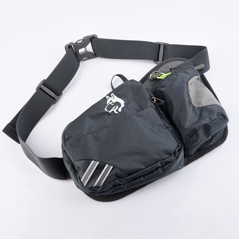 Jungle King Outdoor Men And Women Purse Multi-functional Package Multi-level Wallet Outdoor Fitness Personal Run Bag