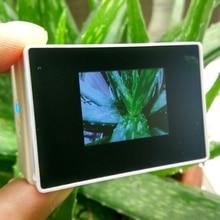 Xiaomi יי אביזרי מקרה דיור עמיד למים להרחיב Case כיסוי חיצוני תצוגת מסך LCD BacPac סוללה לxiaomi יי פעולה