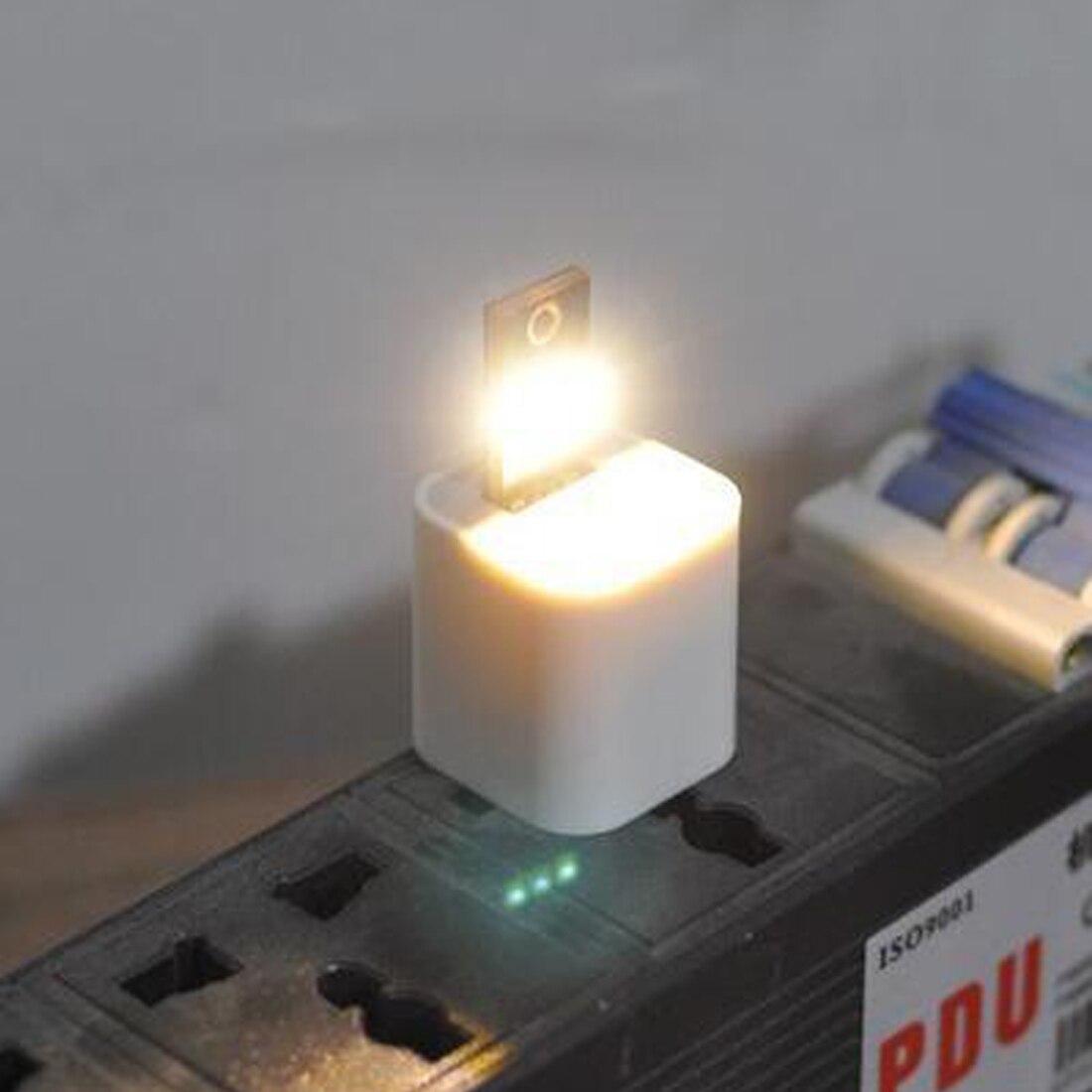 Mini Pocket Card Lamp Portable USB Power 2PCS LED Night Lamp Keychain Night Light for Power Bank Computer LaptopMini Pocket Card Lamp Portable USB Power 2PCS LED Night Lamp Keychain Night Light for Power Bank Computer Laptop