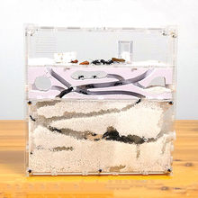Ant Transparent Acrylic Combo with Hybrid Sand Ant Nest Formicarium Ant Farm(China)