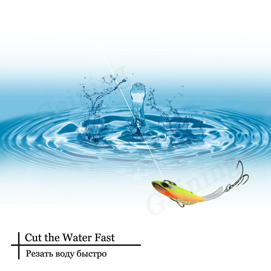 rio fio de peixes linha flutuante mais suave