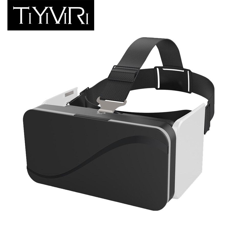 Virtual Reality Glasses Vr 3D Vr Virtual Reality Glasses Headset Vr Box Vr Headset For 4.7-6.0 Inch Smartphone Google Cardboard