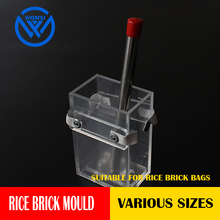 Rice Brick Shape mold Press Plate Vacuum Packaging Machine Brick Shape Bag Rice Vacuum Packing Machine parts