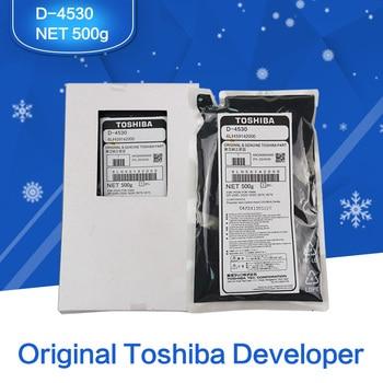 Developer Toshiba Copier Developer Original Toshiba Machine D-4530 6LH59142000 For Toshiba Model DP-2090 2520 3000 3570 4570