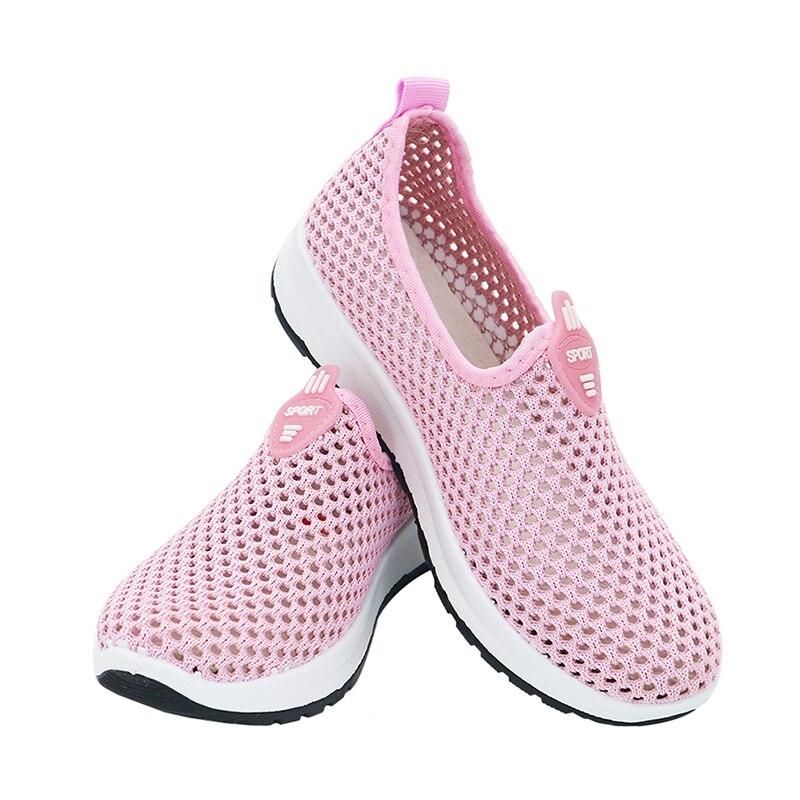 Helleniagirls lichte flats walking meisjes schoenen lente zomer mode - Kinderschoenen - Foto 6