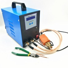 18650 high-power battery spot welding 6KWA 220V Integrated spot welding pen precision pulse spot welders by dhl power 788h 788 tow in one micro computer spot welding