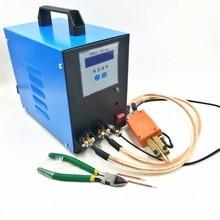 18650 high-power battery spot welding 6KWA 220V Integrated pen precision pulse welders