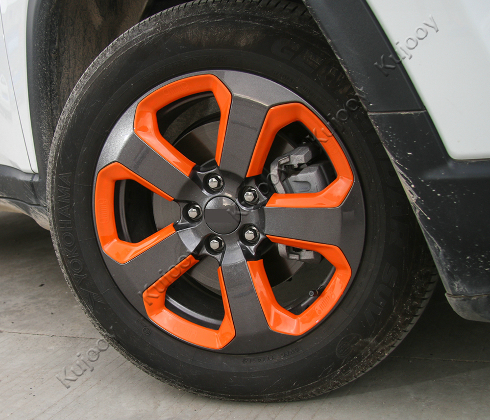 6 Color 20pcs For Jeep Compass 2017 Wheel Hub Stickers Sticker Car Vw Wiring Harness Getsubject Aeproduct