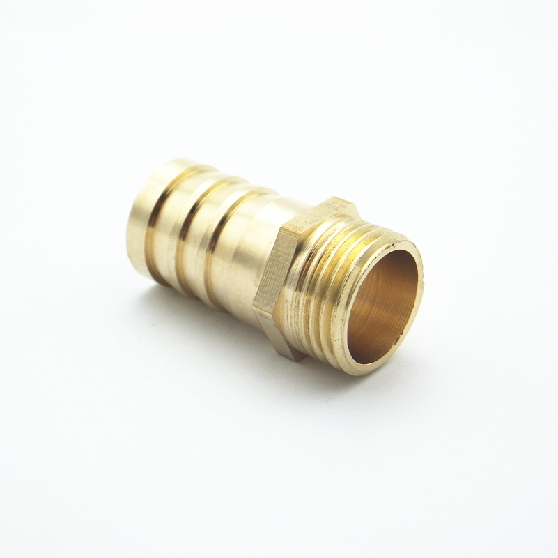 Sorekarain 1//4 BSP Male to Socket Welded Brass Drain Petcock Shut Off Valve for Fuel Gas Oil Air