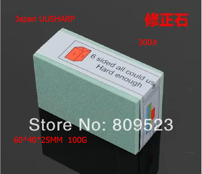 2014 Japón UUSHARPwhetslate rubstone arreglar piedra cuchillo de cocina cuchillos sacapuntas piedras de afilar whetstone limpiador para whetstone