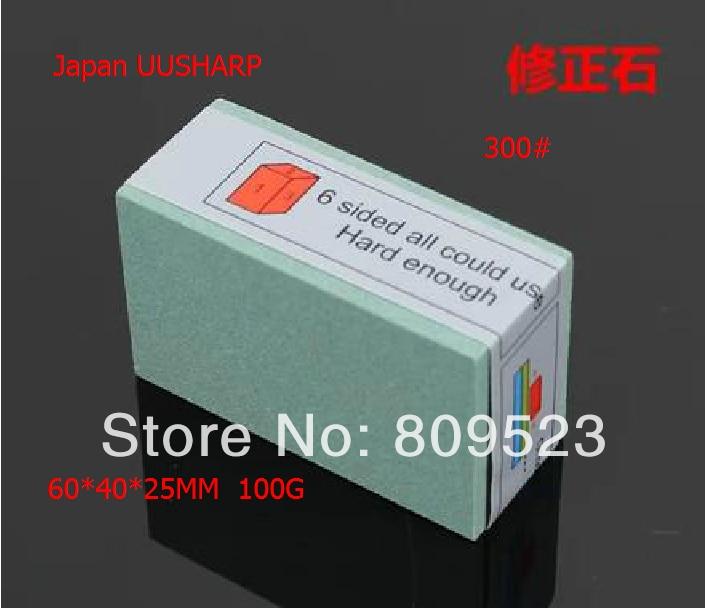 2014 Japon UUSHARPwhetslate rubstone Fix pierre cuisine couteau couteaux aiguiseur pierre à aiguiser, de nettoyage pour aiguiser