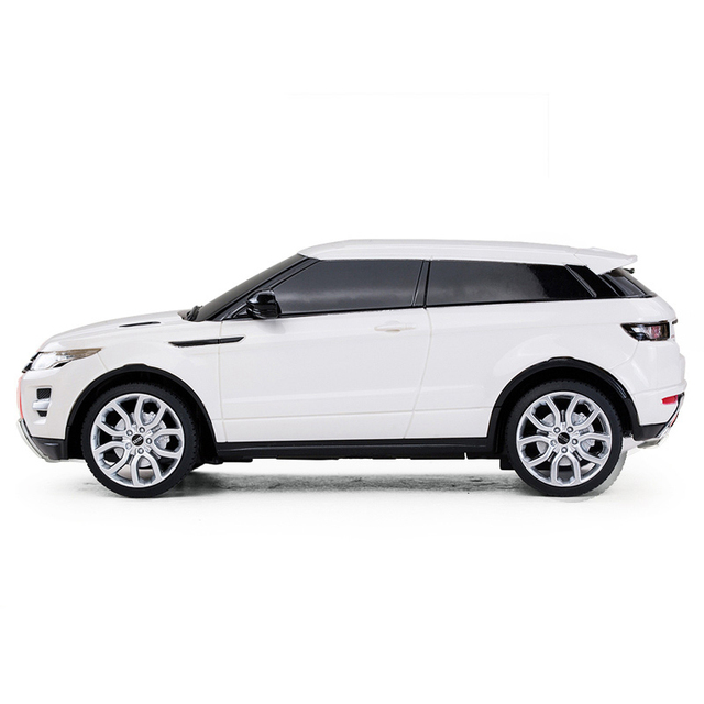 Rastar Rc Cars Radio Controlled 1:24 Scale Range Rover Evoque Remote Control