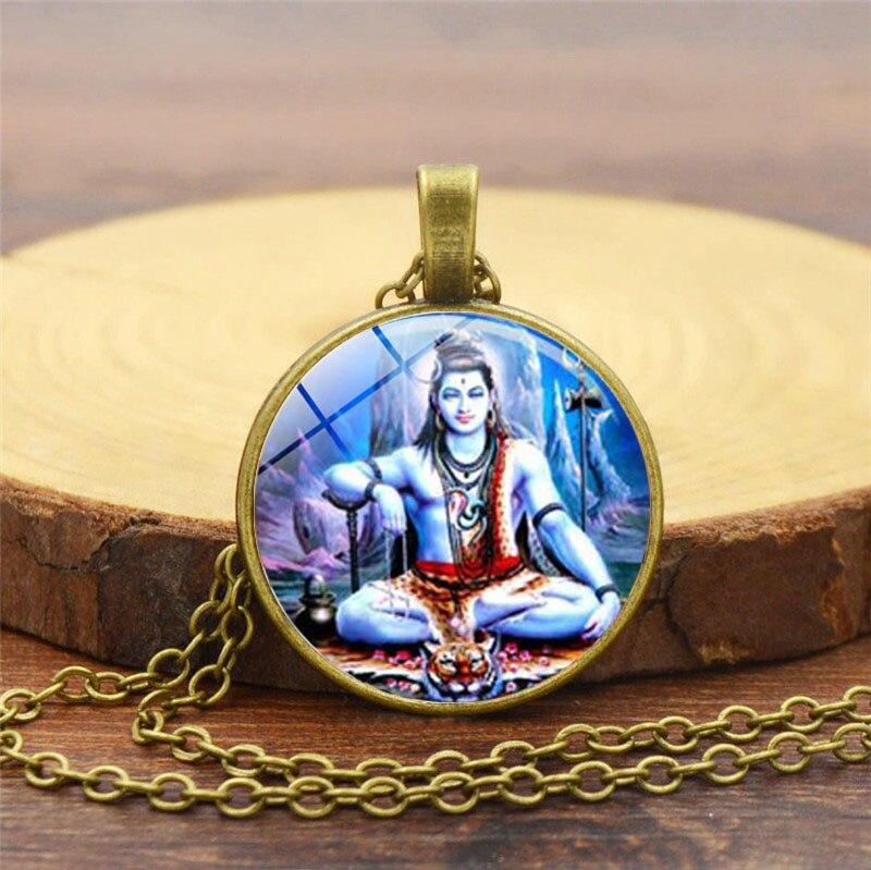 IndianStore4All One Face Rudraksha,1 Mukhi Rudraksha Pendant 30MM Approx