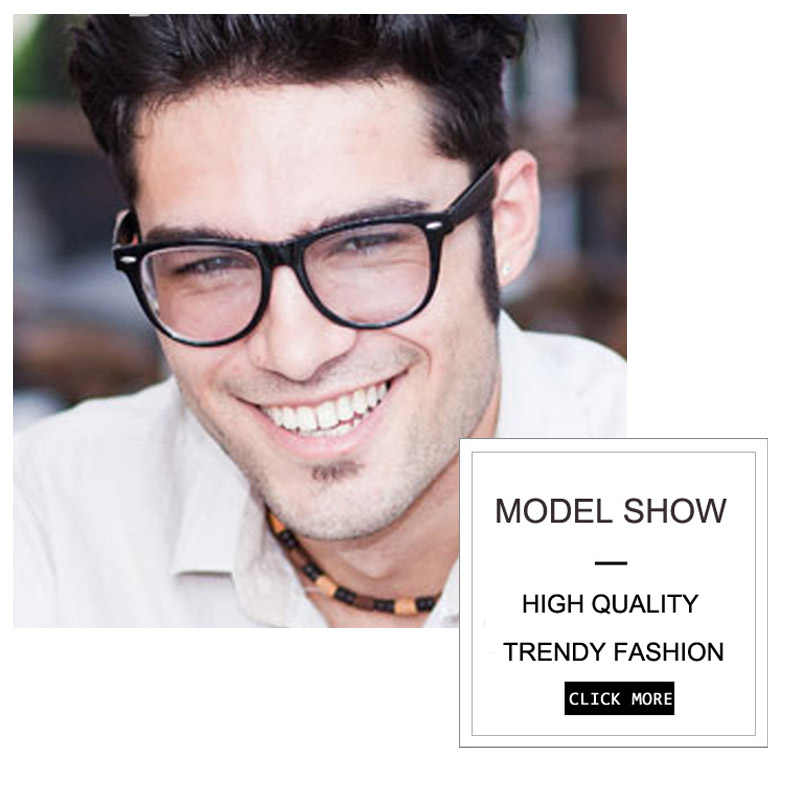 e5046d693f5 ... Fashion Clear Glasses Men Fake Glasses Square Eyeglasses Optical Frames  Male Reading Eyewear Spectacle Frames Transparent ...